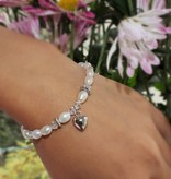 KAYA jewellery Silver Mom & Me Set 'Sparkles' Key to My Heart