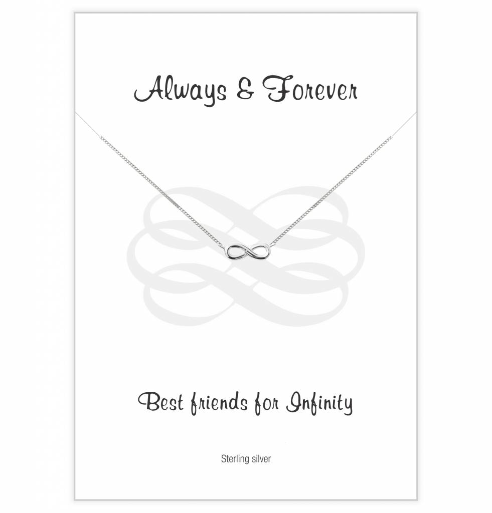 Jewellery Card Jewellery Card 'Always & Forever'