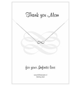 Jewellery Card Jewellery Card 'Thank you Mum'