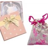 KAYA jewellery 3 Generations Silver Bracelet 'Pink Bubbles'