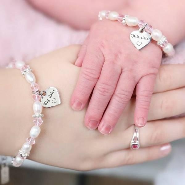 Kaya Jewellery Two Bracelets Sister Little