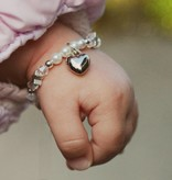 Little Star (silver) 3 Generations Silver Bracelets 'Love You...To The Moon & Back'