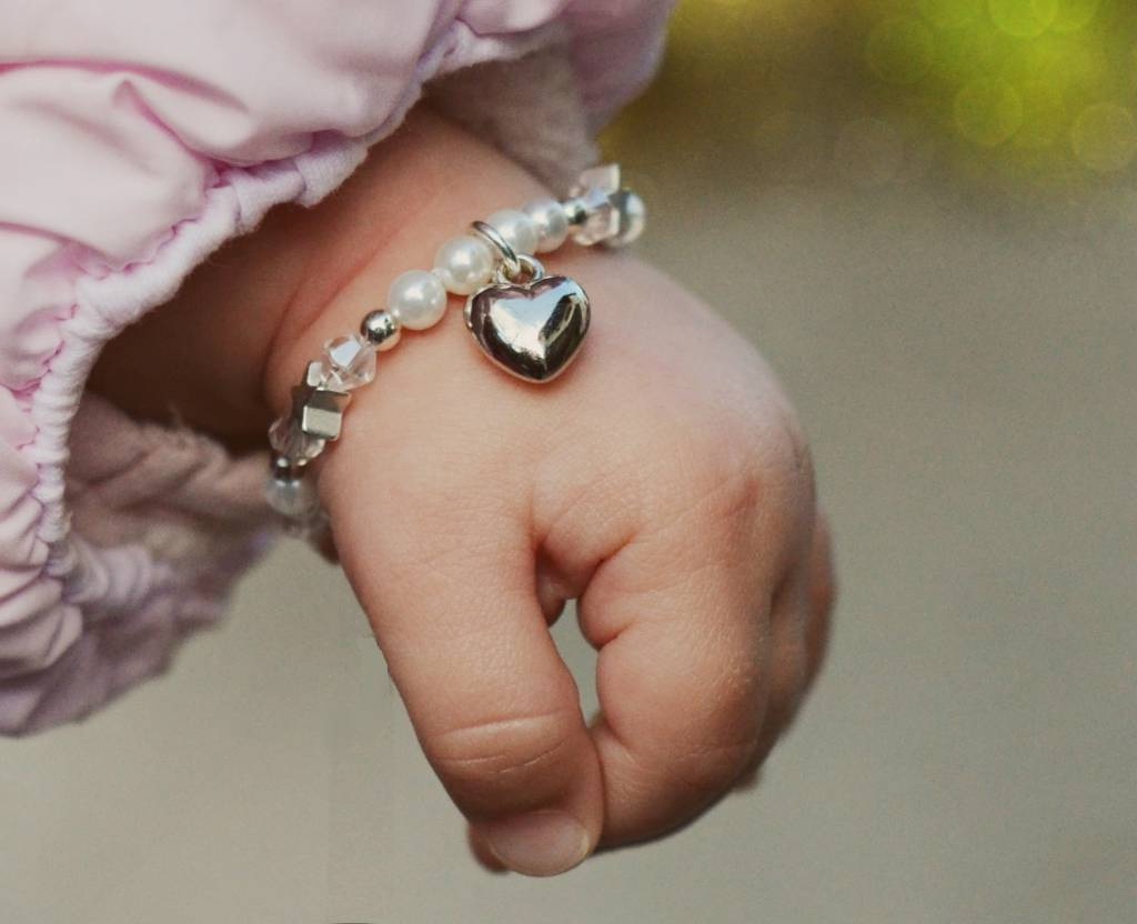 KAYA jewellery 3 Generations Silver Bracelets 'Love You...To The Moon & Back'