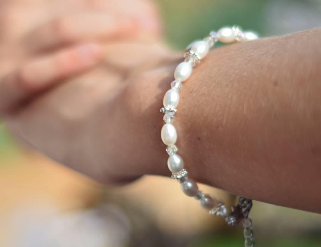 Infinity Bracelets for grandma, mom and granddaughter