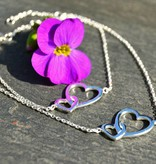 """Little Star (silver) Silver bracelets third generation """"Connected"""""""