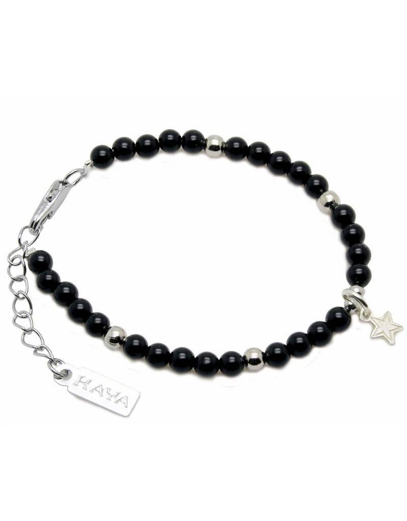 """Shine Bright Children's bracelet """"Black Onyx"""""""