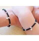 "KAYA jewellery Children's bracelet ""Black Onyx"""