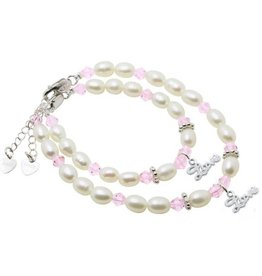 "KAYA jewellery Mom & Me Bracelet Set ""Little Diva"" with Love Charms"