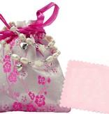 "KAYA jewellery Silver Infinity Mum Bracelets ""Love"""