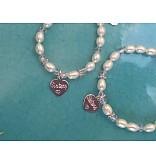 KAYA jewellery 'Customized' Silver Bracelet