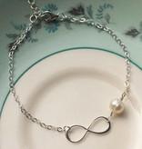KAYA jewellery Silver Ladies Bracelet 'Speechless'