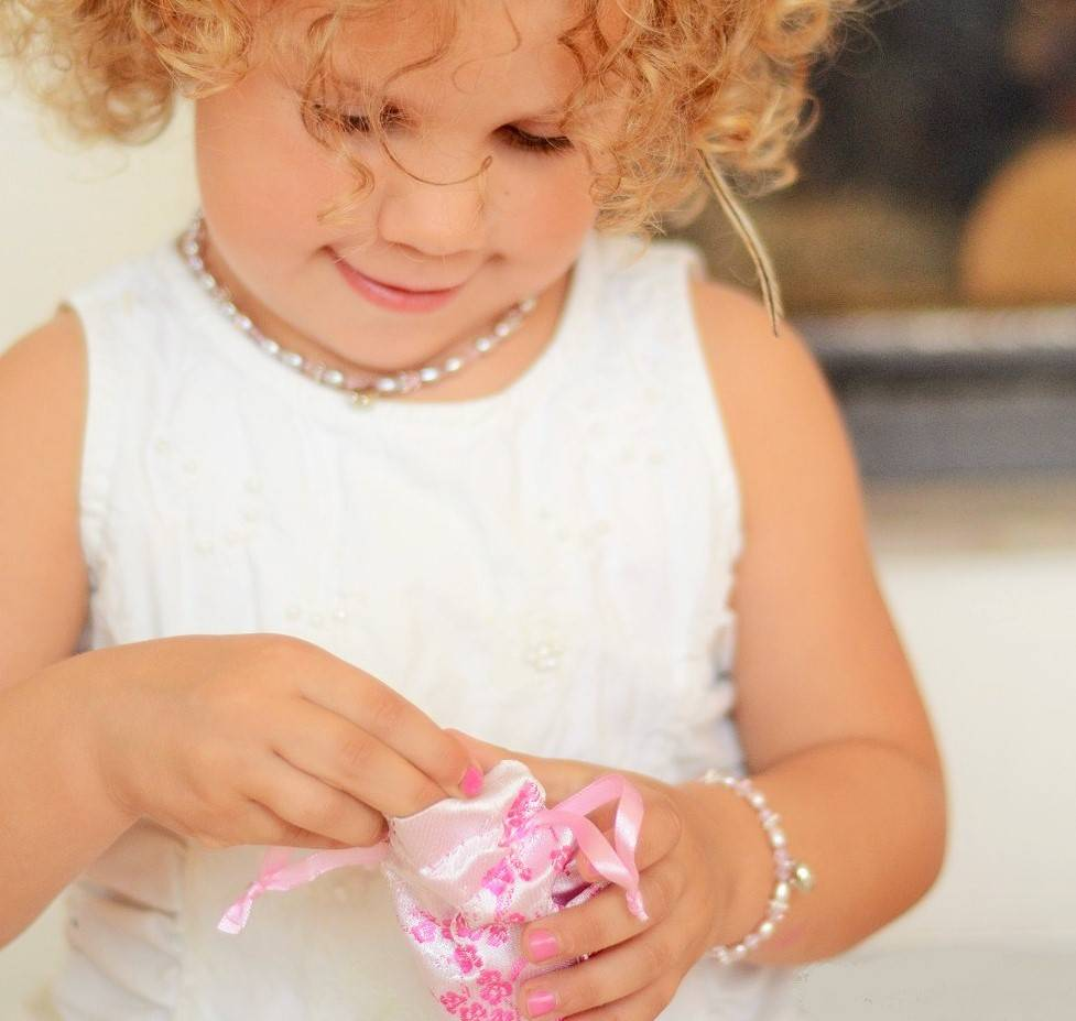 KAYA jewellery Kid's Silver Butterfly Ring