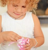 KAYA jewellery Children's Silver Fox Adjustable Ring
