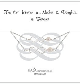 "KAYA jewellery Gift Box Speechless ""Mother & Daughter"""
