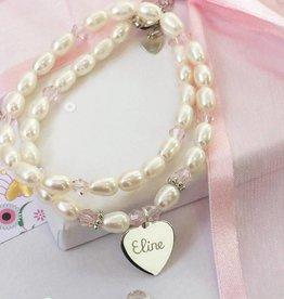 silver jewellery Silver Double Bracelet Customized