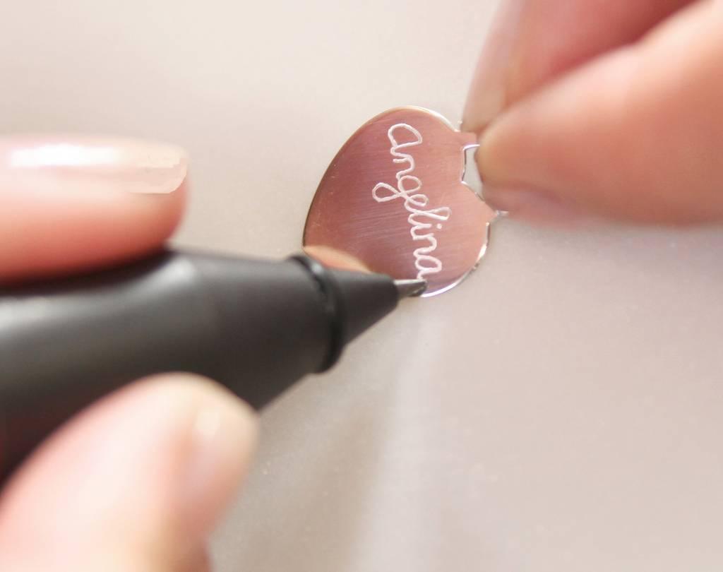 "Engraved jewellery Silver Bracelet set ""Memory & Pearl '"