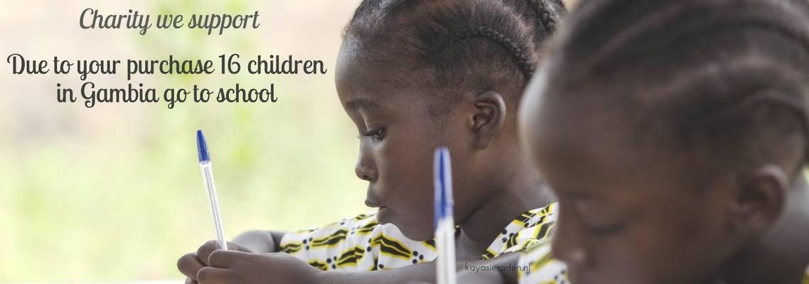 charity gambia
