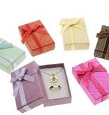KAYA jewellery Heart shaped birthstone necklace '2 names'