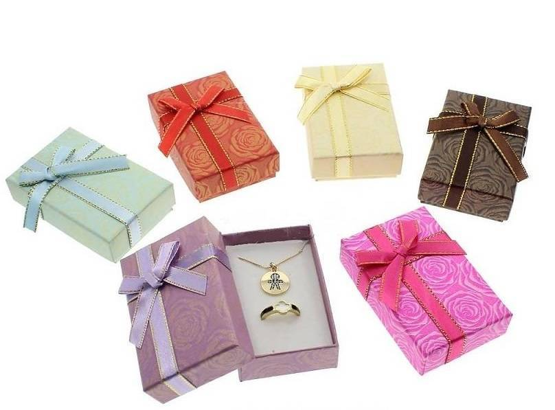 KAYA jewellery Sterling silver birthstone necklace 'hearts'