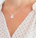 KAYA jewellery Personalized necklace 'angel wings'