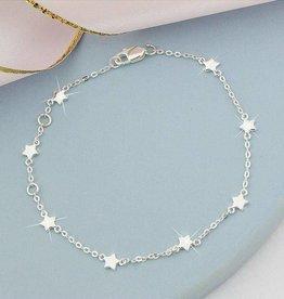 KAYA jewellery Sterling silver bracelet 'twinkle star'