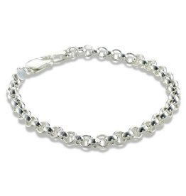 KAYA jewellery Trendy silver bracelet for child