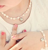 KAYA jewellery Mom & Me set 'Infinity Pink Luxury' key to my heart
