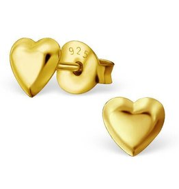 KAYA jewellery 'Gold Sweeet Heart' Stud Earrings