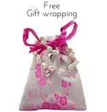 KAYA jewellery 'Cute Pink Flowers' Earrings
