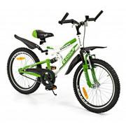 2Cycle Kinderfiets 20 inch Snake MTB groen