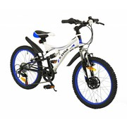 2Cycle Kinderfiets 20 inch Viper 6 Speed
