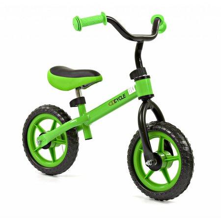 2Cycle Loopfiets Groen (1303)