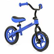2Cycle Loopfiets blauw-zwart