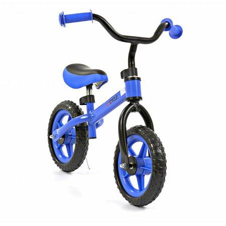 2Cycle Loopfiets blauw-zwart (1315)