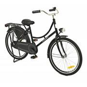 2Cycle Kinderfiets 24 inch Oma Zwart