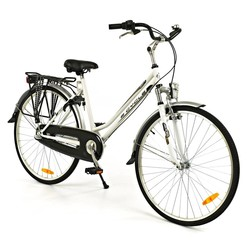 2Cycle Damesfiets 28 inch Wit 3-Speed
