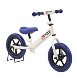 2Cycle 2Cycle Loopfiets Wit-Blauw (1361)