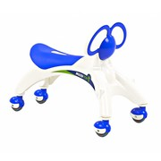 2Cycle Loopauto Vlinder wit-blauw