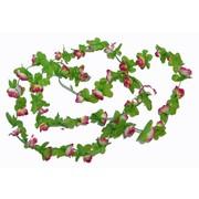 2Cycle Bloemenstreng Roze