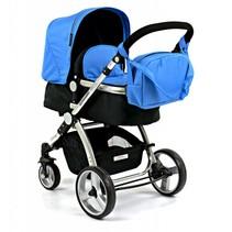 Kinderwagen Blue