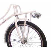 2Cycle Voordrager wit 16/18 inch