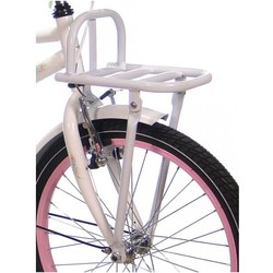 2Cycle Voordrager wit 24/26 inch