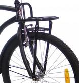 2Cycle Voordrager zwart 16/18 inch (1020)