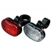 LED lampjes voor en achter