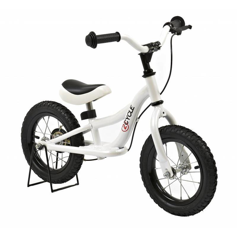 2Cycle Loopfiets Wit Air (1373)