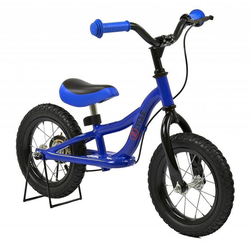 2Cycle Loopfiets Blauw Air (1374)