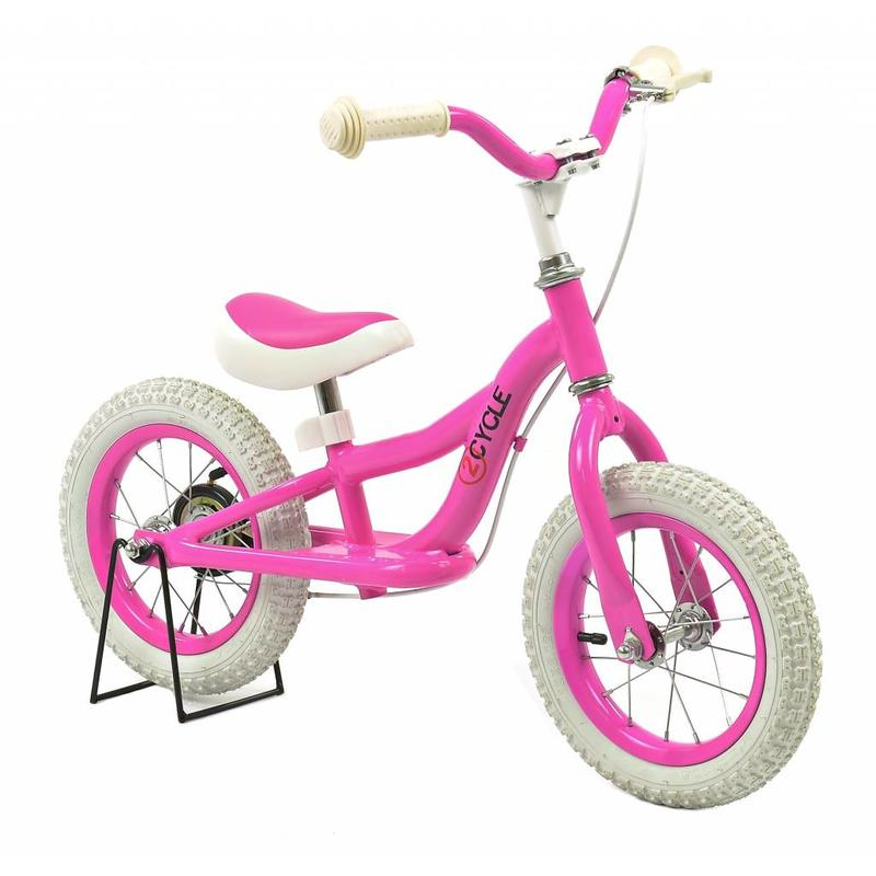 2Cycle Loopfiets Roze Air (1375)
