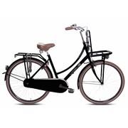 Vogue Vogue transportfiets 28 inch zwart 57cm