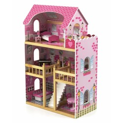 P&M Poppenhuis Princess XL