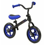 2Cycle Loopfiets Zwart-Blauw